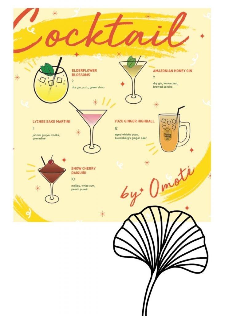 omote menu page 19