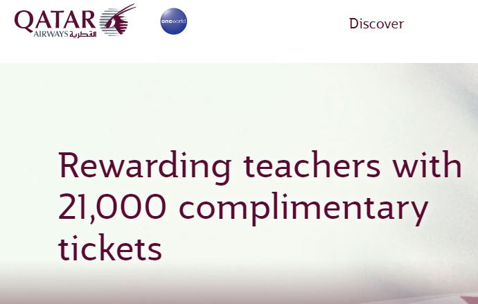 qatar promotion flight ticket