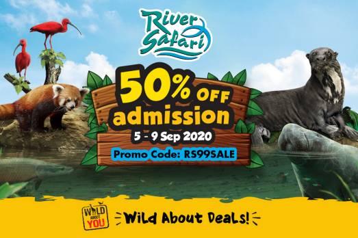 river safari promotion