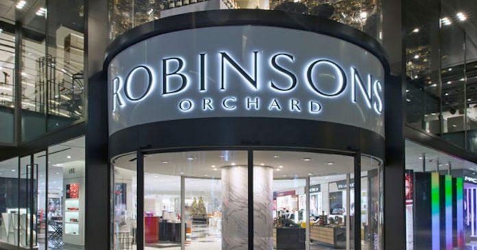 robinsons closing down