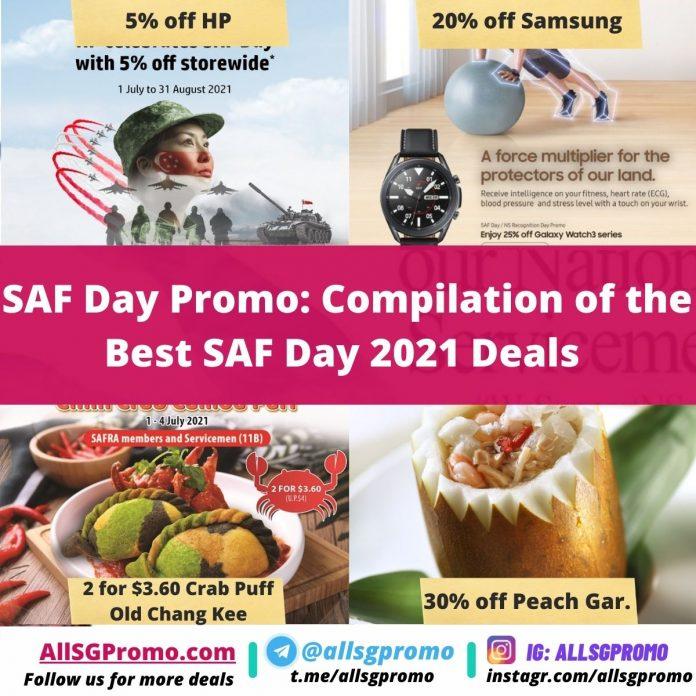 saf day promotion 2