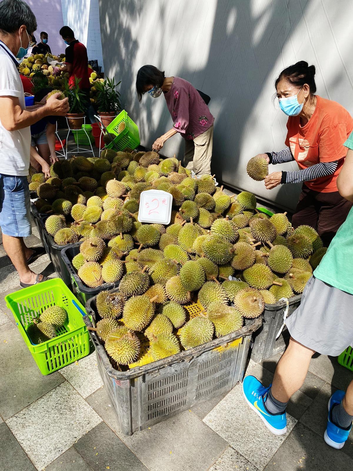 sheng siong durian promo 3