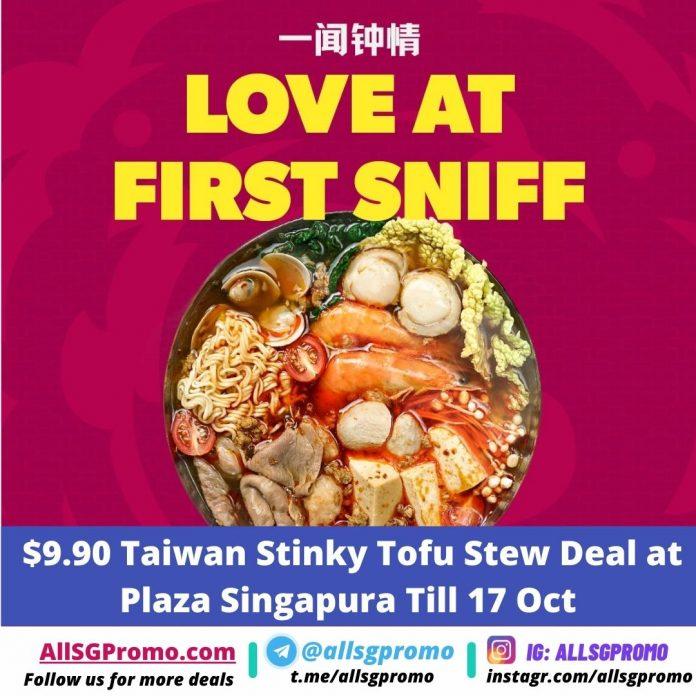 stinky tofu stew singapore