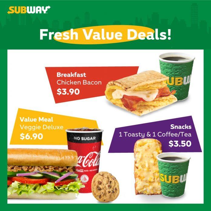 subway promotion november coupons