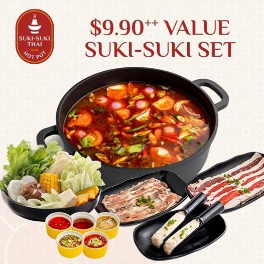 suki suki thai hotpot promotion