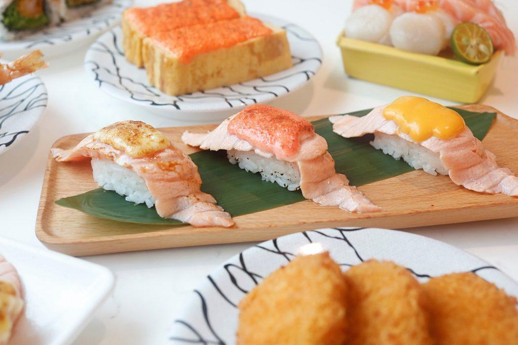 sushi plus highlight
