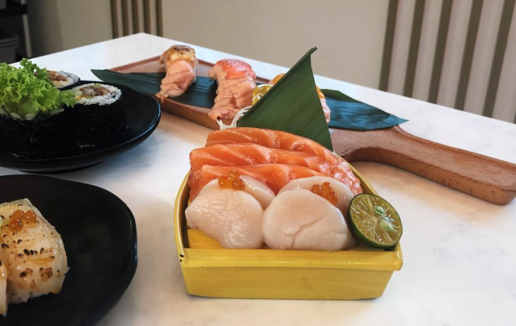 sushi plus menu 2