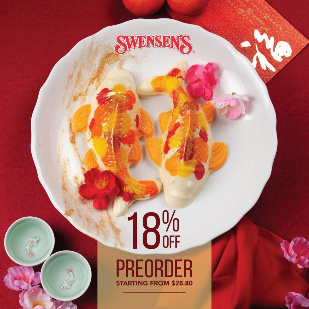 swensen promotion cny