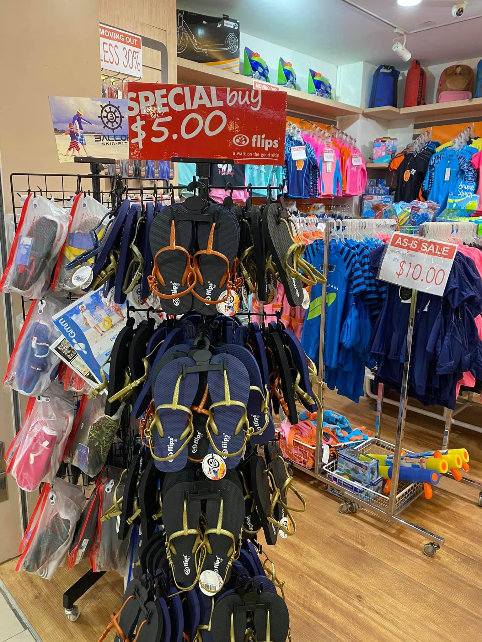 swimwear sales 2