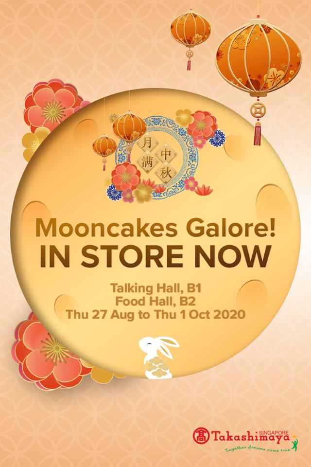 takashimaya mooncake promotion