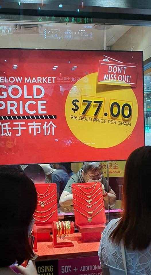 tianpo jewellery closing down sales 2