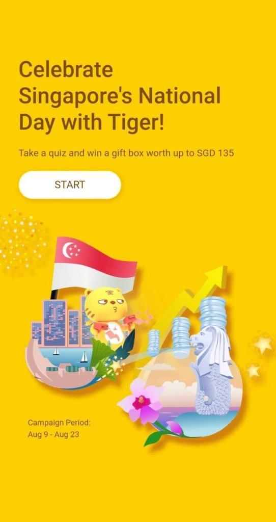 tiger broker national day promotion