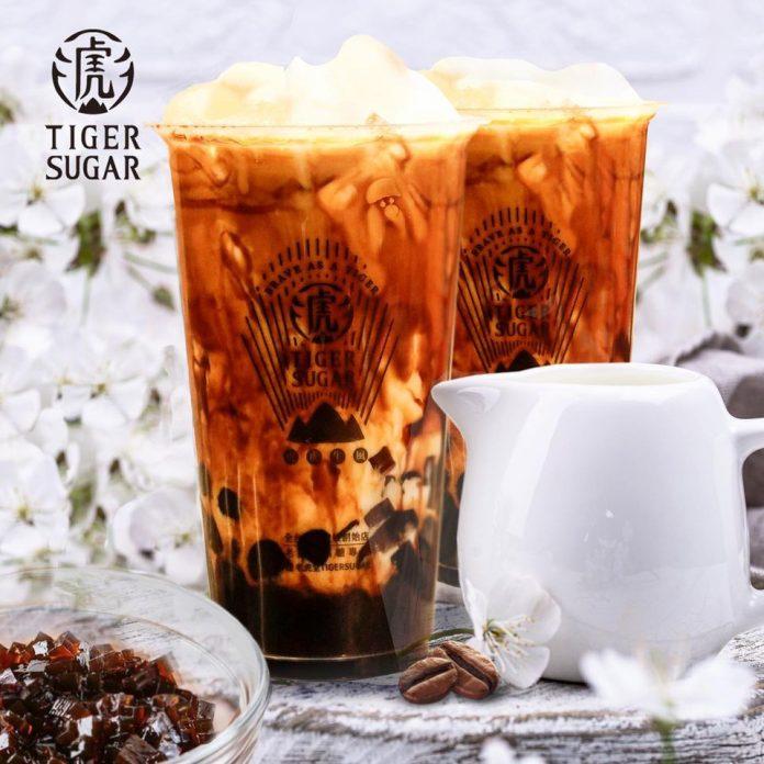 tiger sugar promotion