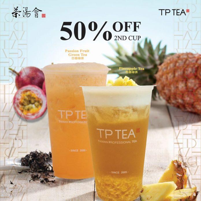 tp tea promotion