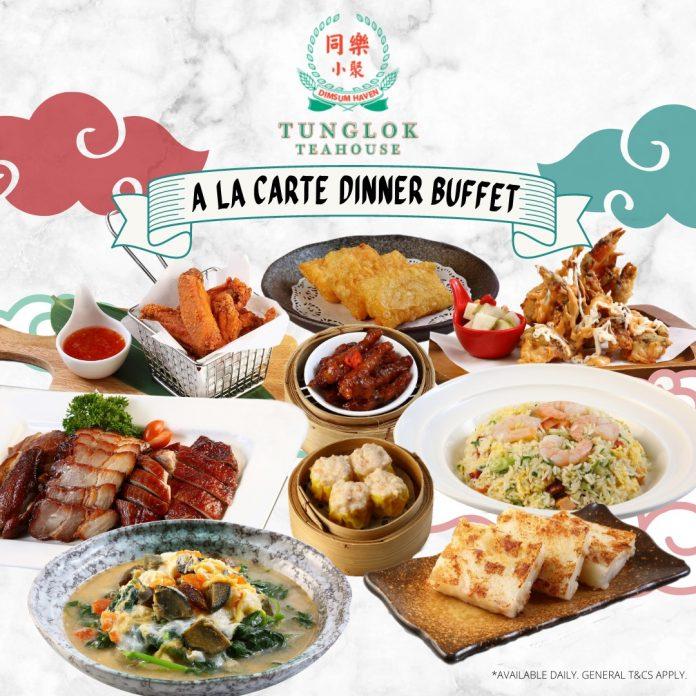 tunglok promotion buffet