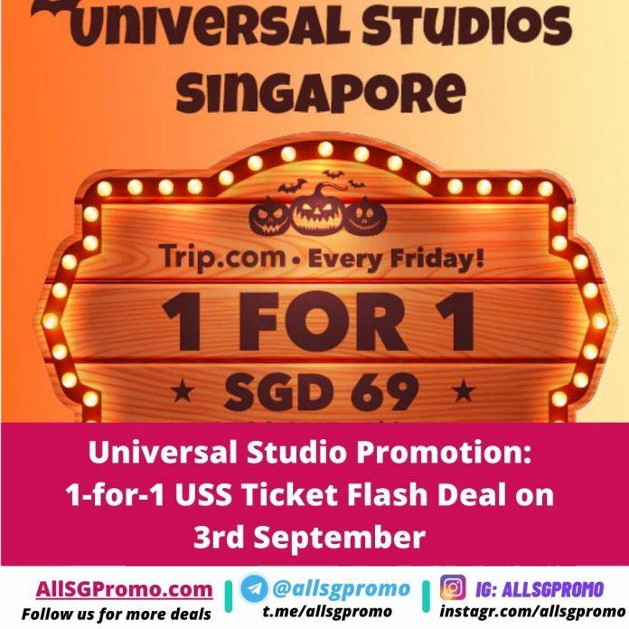 universal studio promo