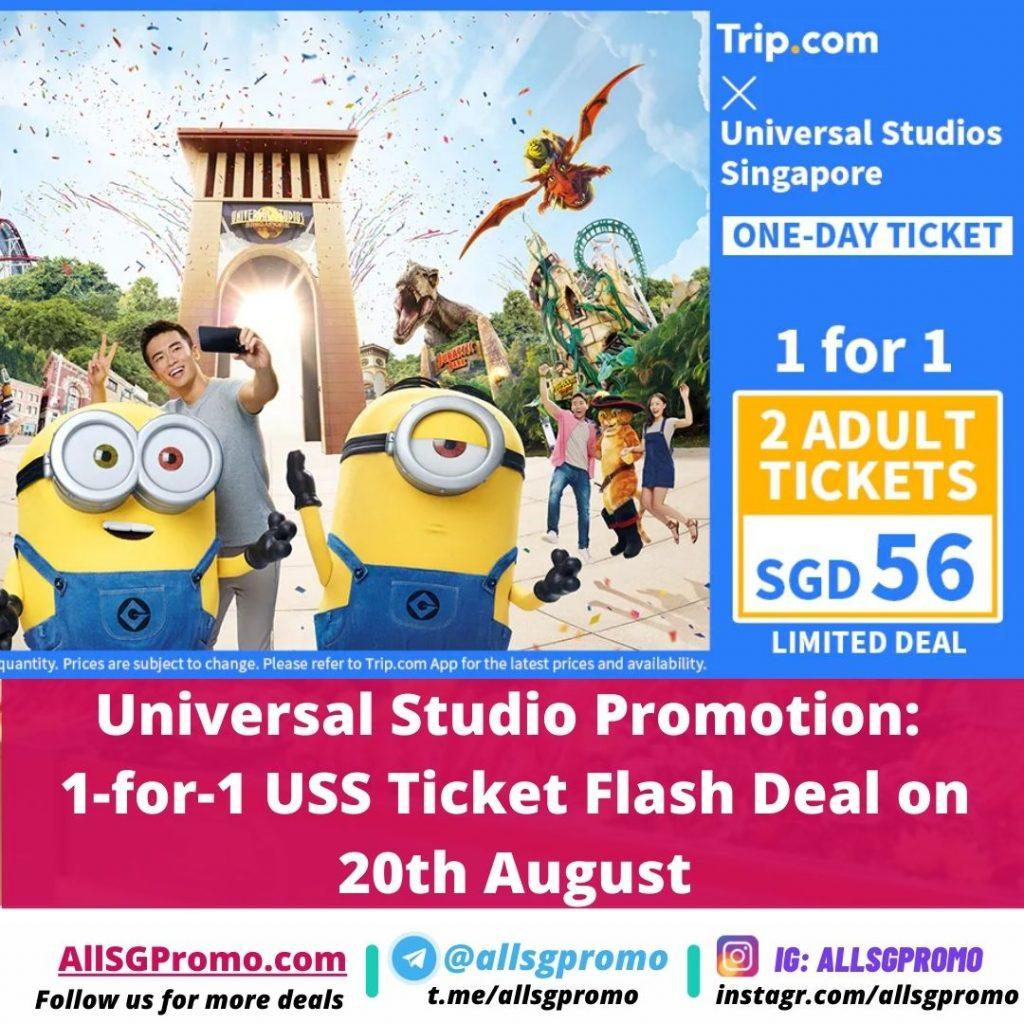universal studio promotion