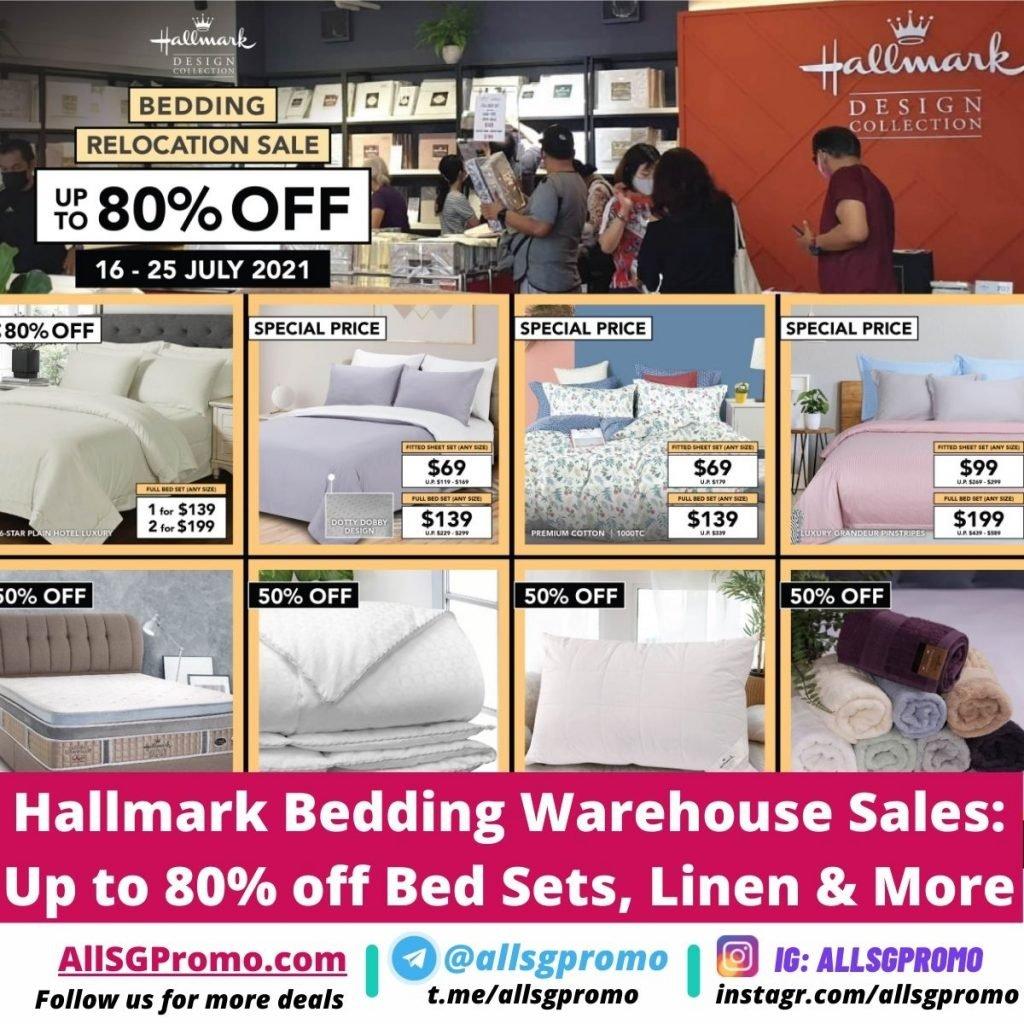 warehouse sales hallmark