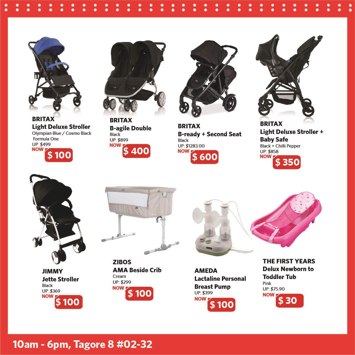 warehouse sales infant 2