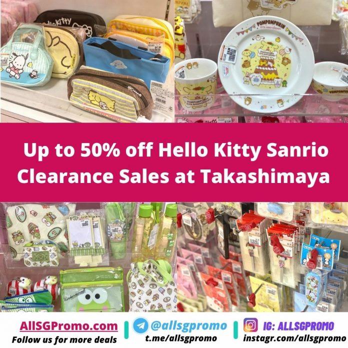 warehouse sales takashimaya
