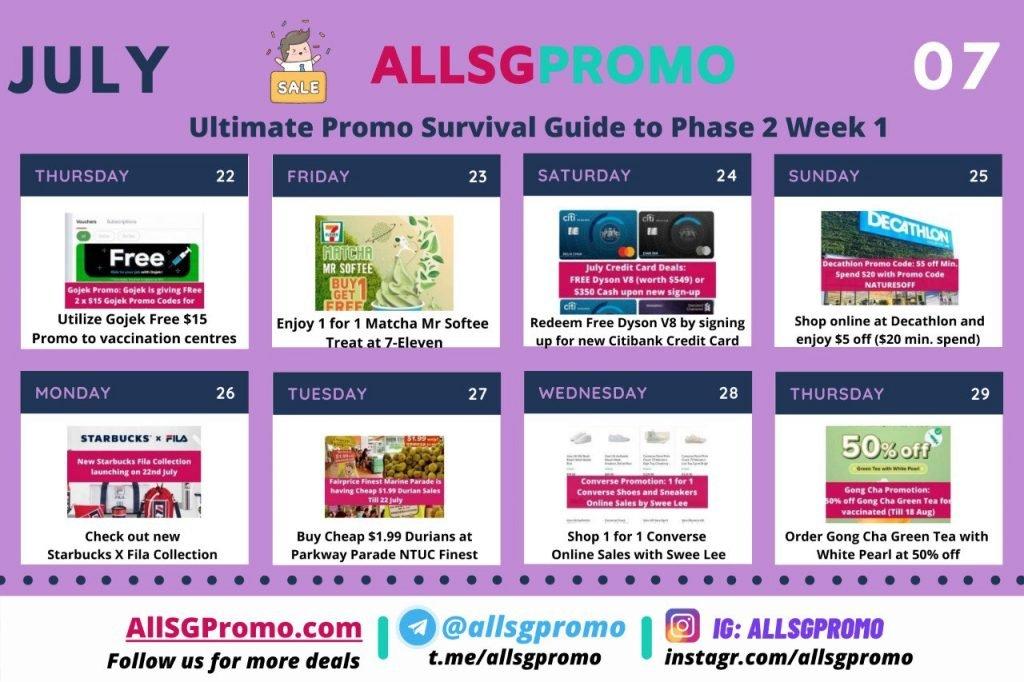 weekly promo allsgpromo